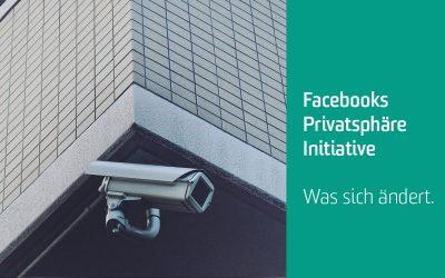 Datenschutz: Facebook ermöglicht mehr Kontrolle über die Datensammlung